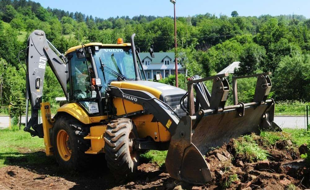 excavator-lease